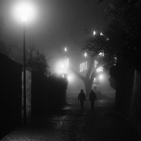 Foggy Nights in Brixen #2