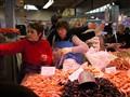 Fish market sample