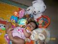 Little doll & toys
