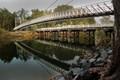 New and old bridge