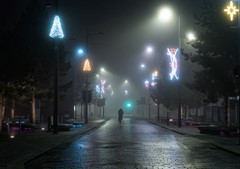 Christmas Fog