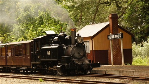Puffing Billy Gembrook 1