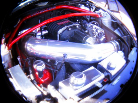Roush 427R engine