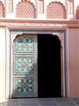 Door in Mughal Style