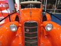 Orange LaSalle Series 50 Convertible Coupe