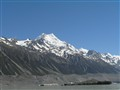 Mt Cook, Tasman Glacier NZ