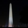 Washington Monument, eve of 9/11/11
