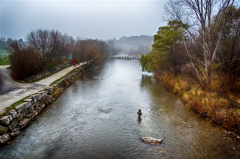 Credit River, Ont.
