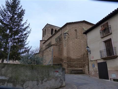 Iglesia de Colungo