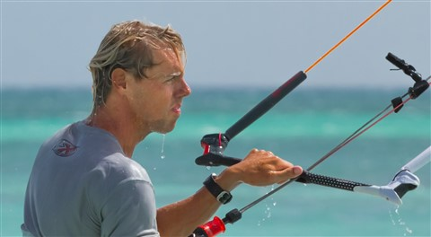 Aruba Kitesurfing - Aruba Kiteboarding