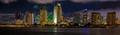 San Diego at Night-