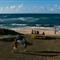 Surfers n Maui Beach
