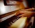 The Piano Girl's Hands