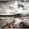 Storm leaving Goblin Lake 2014