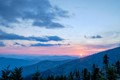 Great Smokey Mountain Sunset