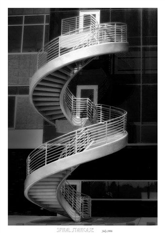 Spiral Staircase challenge IMG_2802