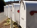 Mail Box Row