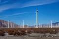 Palm Springs Wind Turbines