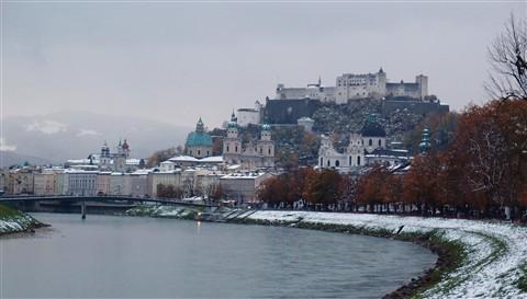 Salzburg-Old Town