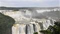 The big Igacu falls - Brasil side