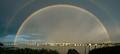 Rainbows over Manalapan