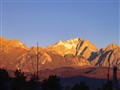 Mountains around Lijiang, China