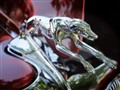 Greyhound Hood Ornament