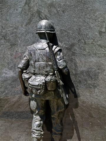 Vietnam Memorial, Rochester NY