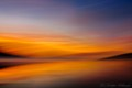 Sunrise at Porters Lake
