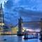 The Shard and the Bridge