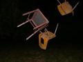 Toss : Three Chairs