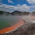 Thermal spring, Rotorua, New Zealand