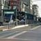 Metro Rail Station Downtown Houston