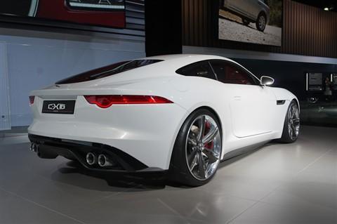 Jaguar C-X16 Hybrid Concept