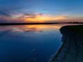 SunsetOnFarm