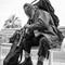 20170801 New Zealand Tauranga Homeless Musician BW SFX WR 2