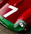 Alfa Romeo TZ at the Pacific Union Club.