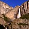 Yosemite Falls Moonlight