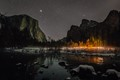Valley View - Yosemite at Night-7722