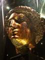 Sulis Minerva. Gilt Goddess.