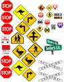 Road & Street Signs