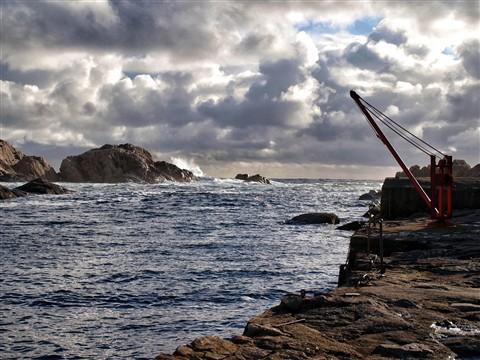 kust noorwegen