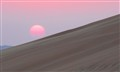 Dusk in the Empty Quarter, the UAE