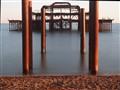Ruins Of Brighton Pier