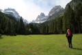 Brenta Dolomites mountains