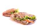 Two Montreux Sandwiches
