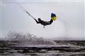 Kite Surfer taking off !