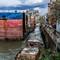 Abandoned docks