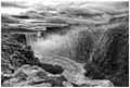 Detifoss Falls in Iceland.  (location used in the movie Prometheus)