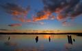 Herring River Sunset 11/13/14